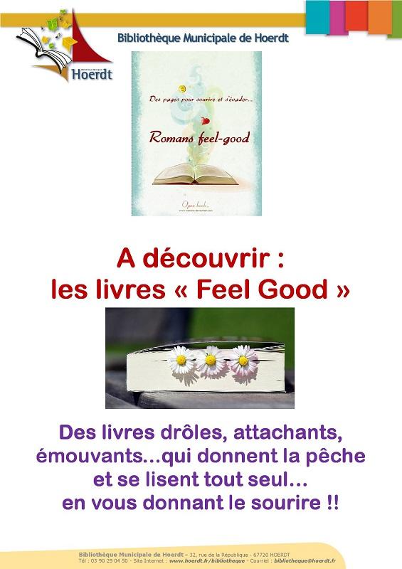 "Découvrir ""Romans feel Good"""