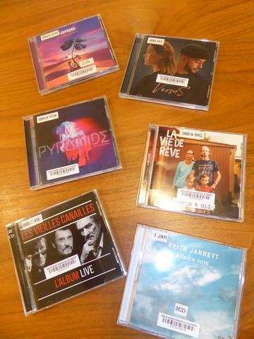 nouveauté CD